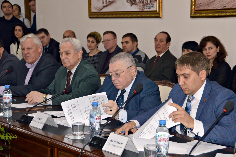 Общественный совет Симферополя начал работу
